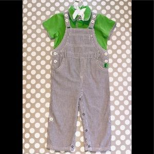 First Impressions - Toddler Boy's Outfit